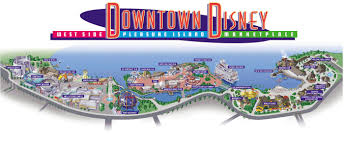 Disney Florida Map by Downtown Disney Review My Mommy Flies