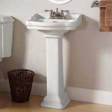 bathroom pedestal sink ideas small pedestal sink ideas the kienandsweet furnitures special