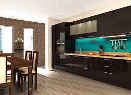 Straight Line Kitchen Designs Kitchen Designs U2013 Modular Kitchens Wardrobes Living Room U0026 Other