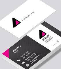 Free Online Business Card Design Printelf Online Printing Services U0026 Design Business Cards