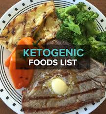 keto foods list list of ketogenic friendly food keto foods
