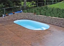 key west small fiberglass pool 9x17 fiberglass pool