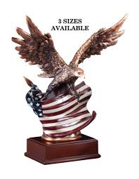 Eagle Scout Flag Statues Award Specialties
