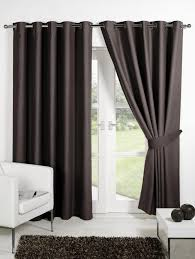 Curtains Ring Top Thermal Blackout Curtains Eyelet Ring Top Or Pencil Pleat Free Tie