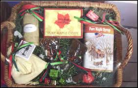 maine gift baskets salmon brook vally producers of organic maine maple syrup