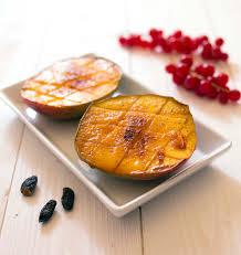 feve cuisine mangues rôties à la fève tonka les meilleures recettes de cuisine