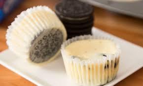 mini oreo cheesecake cupcakes tipbuzz
