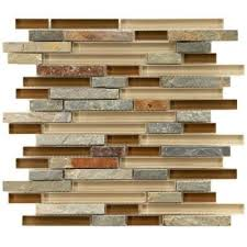 Gallery Fine Glass Backsplash Tile Home Depot Home Depot Mosaic - Home depot tile backsplash