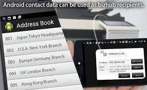 android remote access bizhub remote access for iphone for android konica minolta
