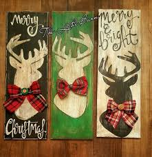 Wood Craft Ideas For Christmas Gifts by Best 25 Wooden Christmas Crafts Ideas On Pinterest Rustic