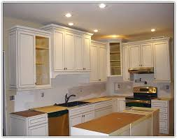 Kitchen Cabinets To The Ceiling by Ceiling Height Kitchen Cabinets Home Design Ideas