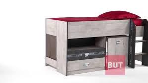 lit combiné bureau fille authentique lit coucher bureau cm but cdiscount armoire combine