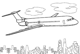 Airplane Coloring Pages To Print For Free Sw Coloring Page