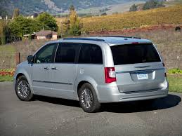 luxury minivan 2016 2016 chrysler town and country price photos reviews u0026 features