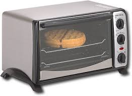 Six Slice Toaster Euro Pro 6 Slice Convection Toaster Oven To289 Best Buy