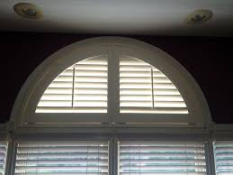 who would have thought you could cover an arch in shutters and