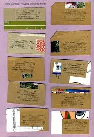 Staples Business Card Prices 96 Best Handmade Business Cards Images On Pinterest Business