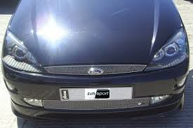 ford focus ghia 1999 ford focus mk1 ghia 1999 2002 stainless steel front car grille set