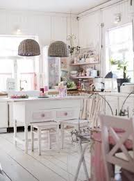 pink kitchen ideas 35 awesome shabby chic kitchen designs accessories and decor