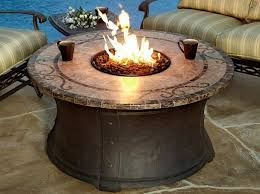 Firepits Gas Outdoor Gas Pits Style Landscaping Backyards Ideas