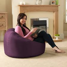 Big Bean Bag Chair by Fluffiest Jumbo Bean Bag Chairs Trends4us Com