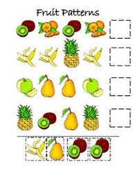 pattern practice games use this apple pattern printable to have kids practice patterns