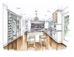 Kitchen Product Design Interior Design Kitchen Sketches U2013 Taneatua Gallery