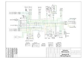 50cc wire diagram sunl scooter wiring diagram wiring diagrams and