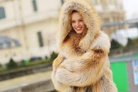 russian street style stars on winter fashion vogue