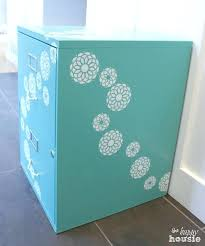 painting metal file cabinets painting metal file cabinets file cabinet paint filing cabinet chalk