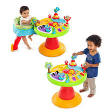 infant activity table toy best baby toys play gyms exersaucers and jumperoos lucie s list