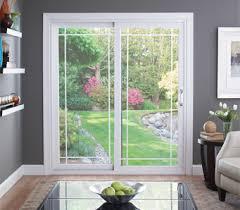 Patio Door Styles Contemporary Patio Door Entrust Windows