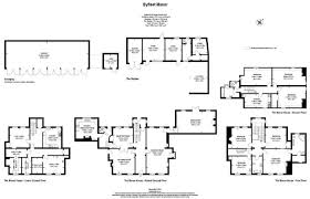 Manor House Floor Plan Tour Downton Abbey U0027s Byfleet Manor The Grand Home Of Lady Violet