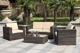 salon de jardin haut de gamme resine tressee salon de jardin résine tressée ronde 28 images stunning salon