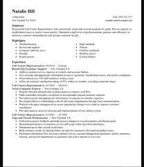 Call Center Resumes Customer Service Call Center Resume Free Resume Templates