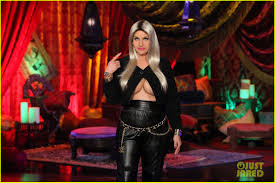 ellen degeneres nicki minaj costume for halloween 2013 photo