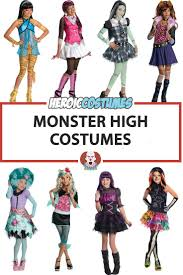 Monster High Halloween Costumes Girls Best 25 Wolf Costume For Kids Ideas Only On Pinterest Animal