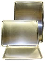plaque aluminium cuisine tôles plaques de cuisson pour pâtisserie en aluminium robustes