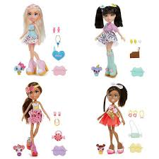Barbie Style Doll Reviews And by The Brick Castle Bratz Special Edition Sweet Style Doll Review