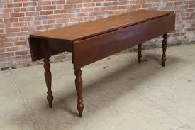 Drop Leaf Oak Table Drop Leaf Tables Built To Order From Reclaimed Wood Ecustomfinishes