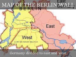 East Germany Map by Title By Matt Larson