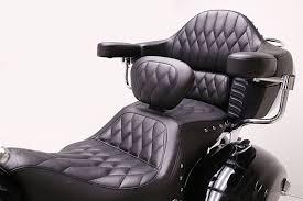 mustang touring seat mustang one touring seat for indian roadmaster motorcycle
