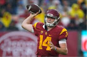 Michael Hutchings Usc College Football Adoree Does It All In No 12 Usc U0027s 45 27 Rout Of