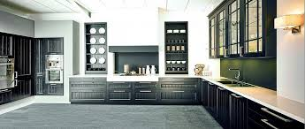 kranzleiste küche l form küche casa eiche massiv schwarz