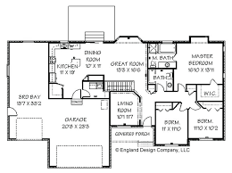 free house plans with basements free ranch style house plans remodel plans for ranch style house