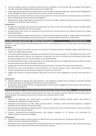 General Manager Resume Resume It Infrastructure Manager Resume
