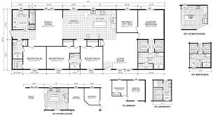 Expo Floor Plan Westbrook 32 X 76 2305 Sqft Mobile Home Factory Expo Home Centers