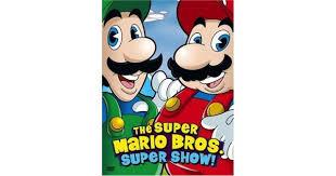 super mario bros super show tv review