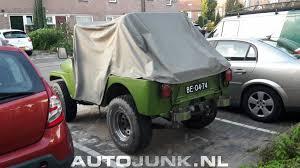 jeep kaiser cj5 kaiser jeep cj5 1969 foto u0027s autojunk nl 204136