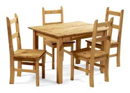 Pine Dining Room Chairs TEAMNACL - Pine dining room table